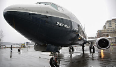 Boeing 737 MAX, Transport Canada, Test Flights