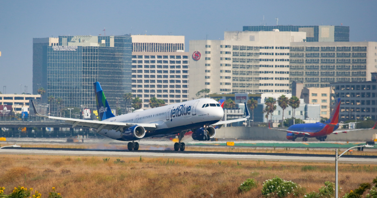 JetBlue's New Partnership Aims To Protect Staff From COVID-19