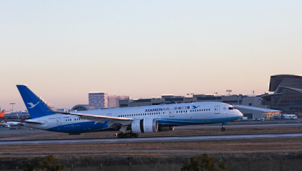 Xiamen 787-9 Getty