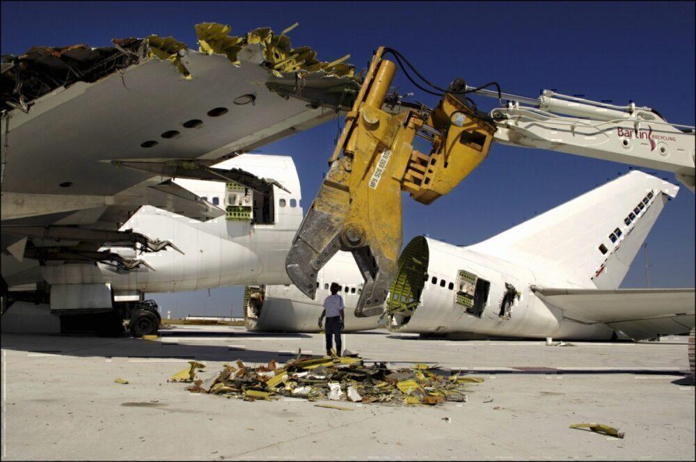 747 teardown