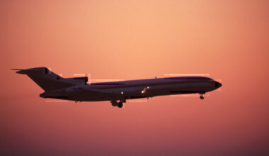 boeing 727 fell out of favor