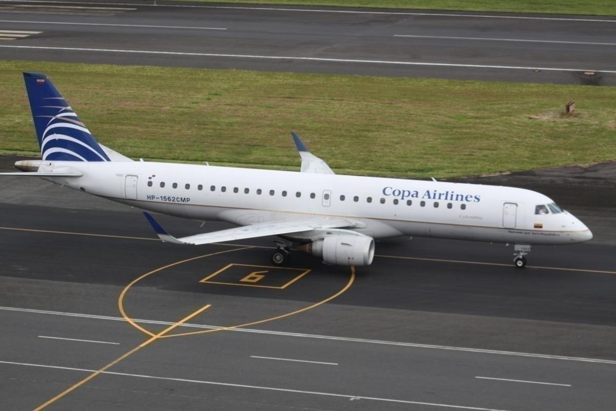 Copa Airlines E190