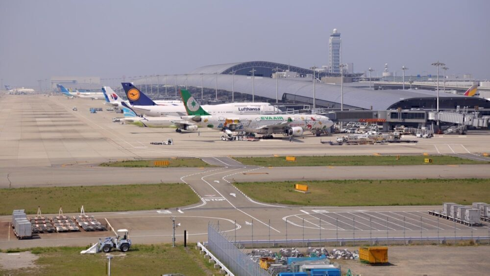 The Airport Island: The Story Of Osaka Kansai International Airport
