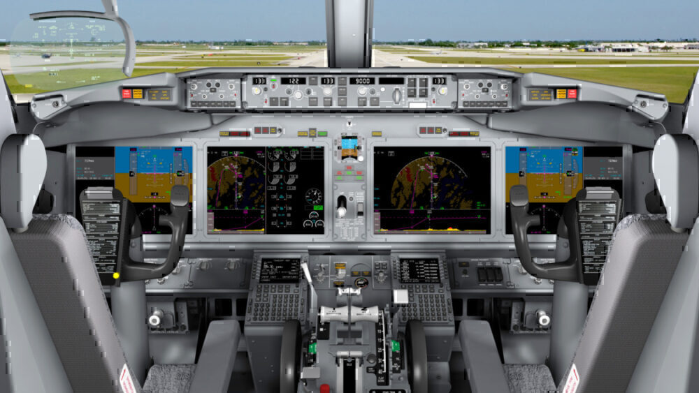 Pilot deck