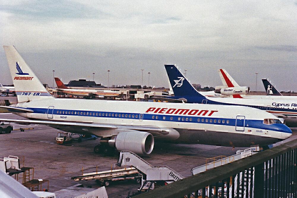 Piedmont Airlines Boeing 767