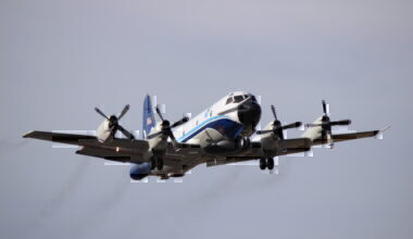 Lockheed WP-3D