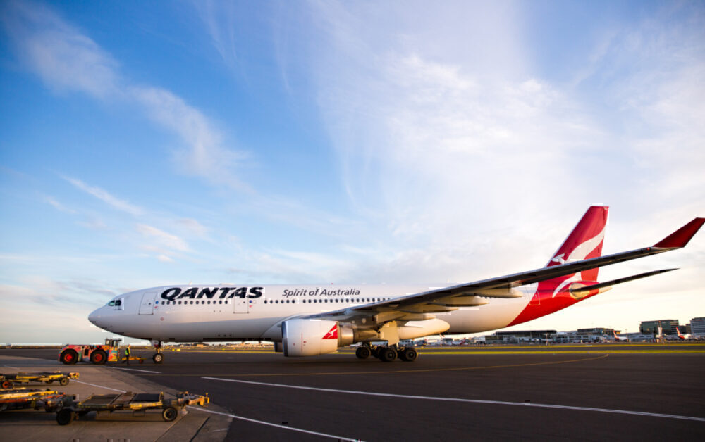 Qantas Care Packs Sold Out