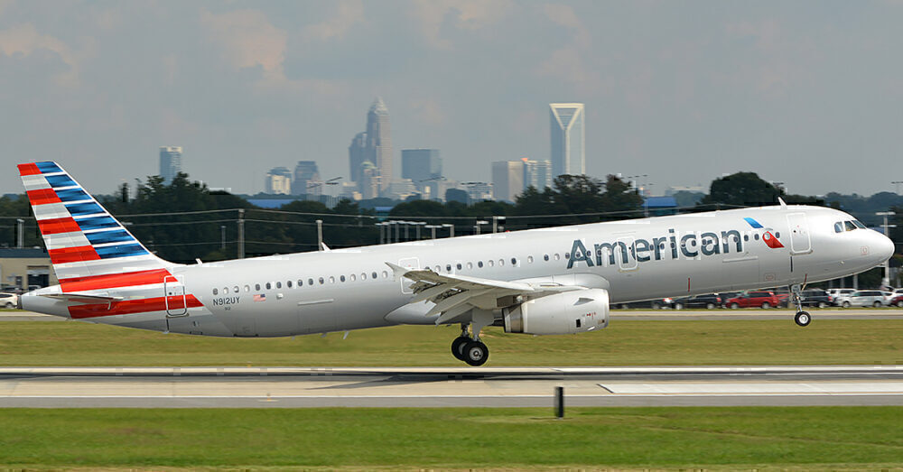American Airlines Charlotte