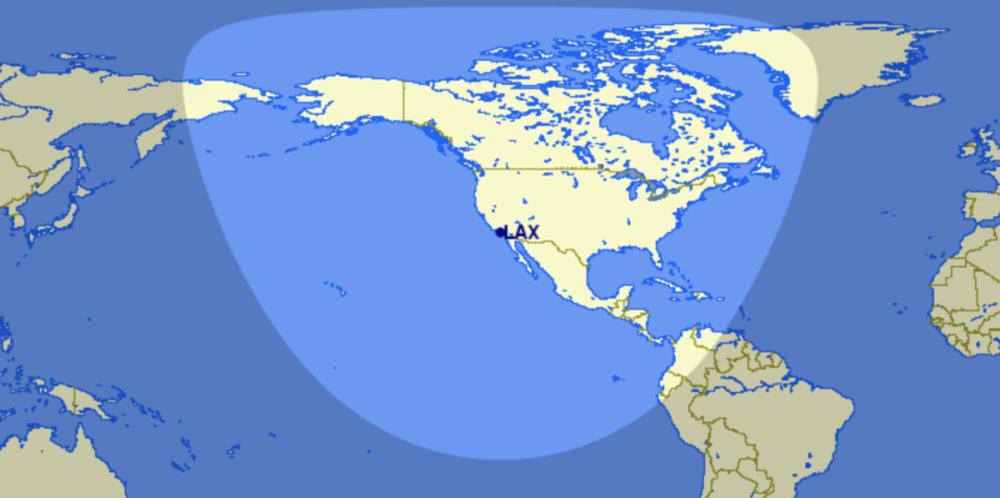 JetBlue Range