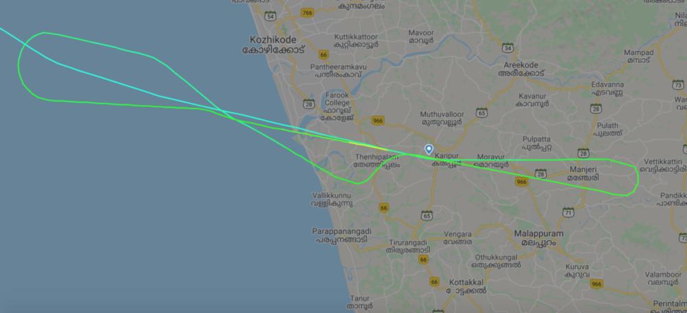 Air India Express, Boeing 737-800, Crash