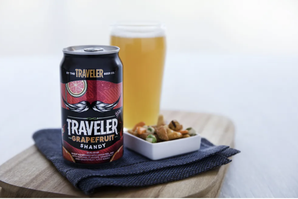 United Airlines craft beer