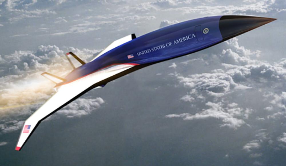 US-Air-Force-Supersonic-passenger-flight