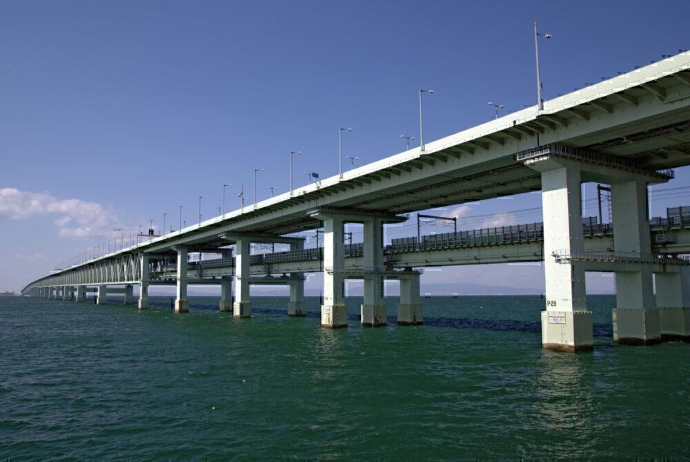 Kansai bridge