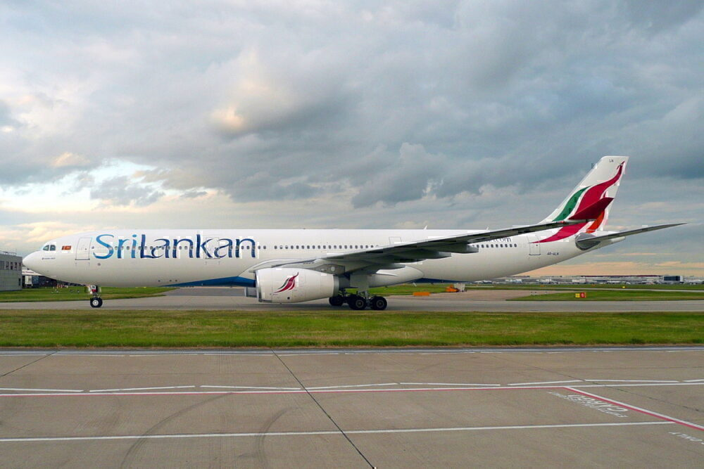 SriLankan Airlines suspended from China
