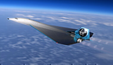 Virgin Galactic, Mach 3 Aircraft, Supersonic