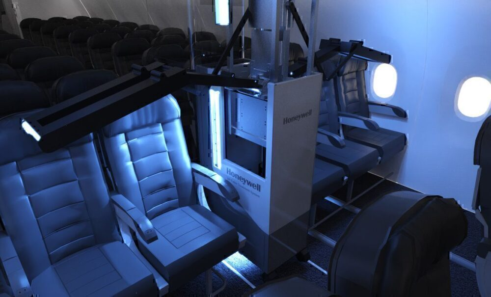 United-airlines-uv-cockpit-sanitation