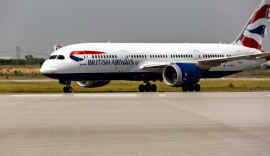 British Airways, Pakistan, Islamabad