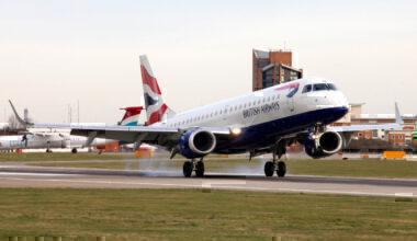 BA Embraer