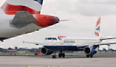 British Airways, COVID-19, Testing