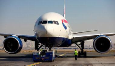 British Airways, Boeing 777, Retirement
