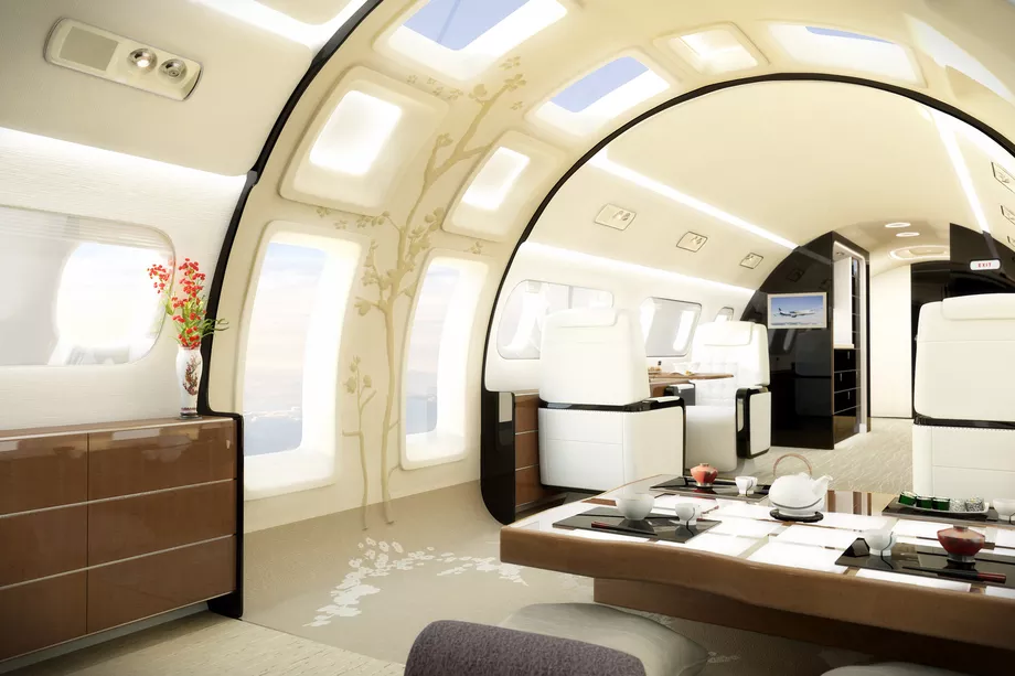 Why Don't Passenger Planes Have Sunroofs?
