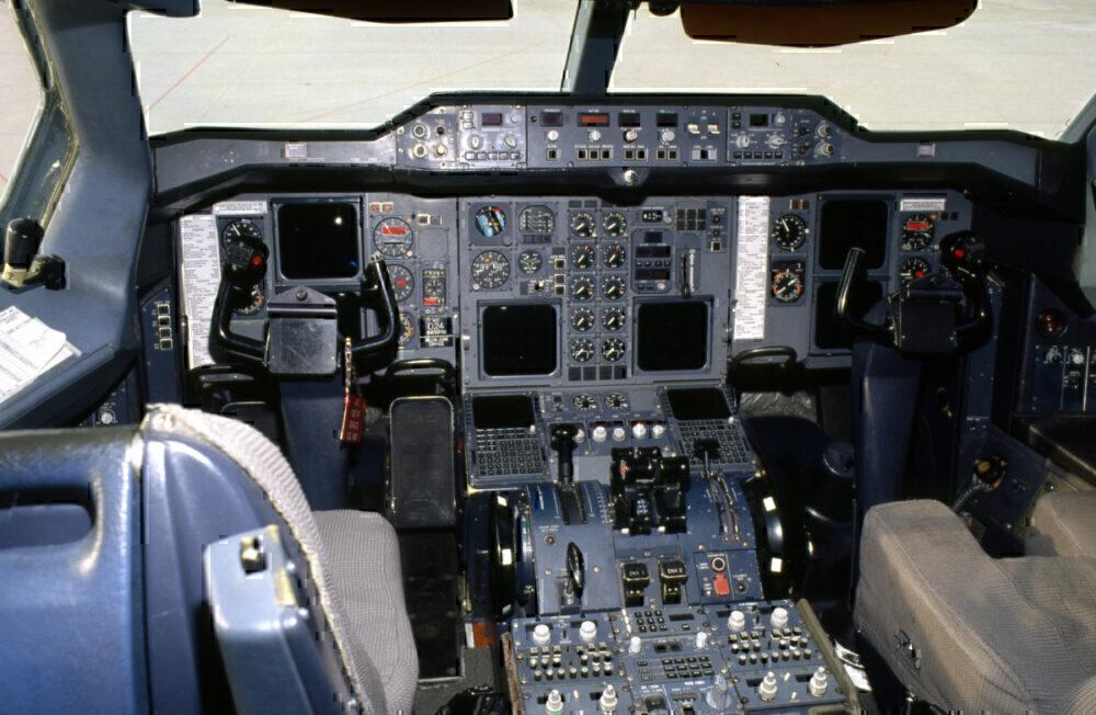 A310 Cockpit