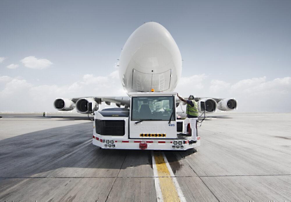 Paris, Airbus A380, China Southern