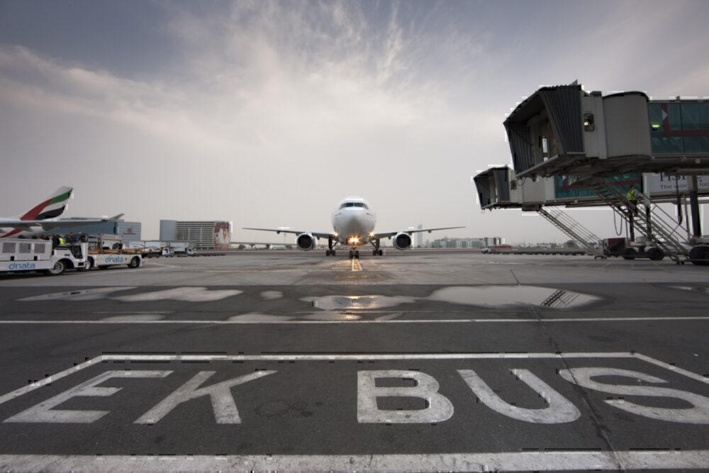 Emirates, Boeing 777, Route Recovery