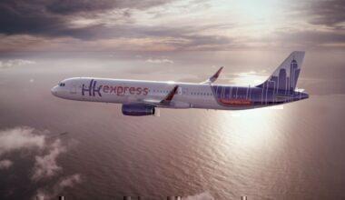 HK Express A321