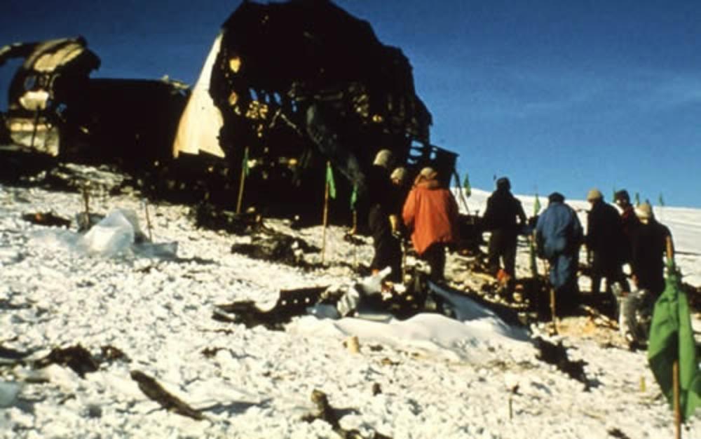 Air-new-zealand-antarctica-mountain-crash