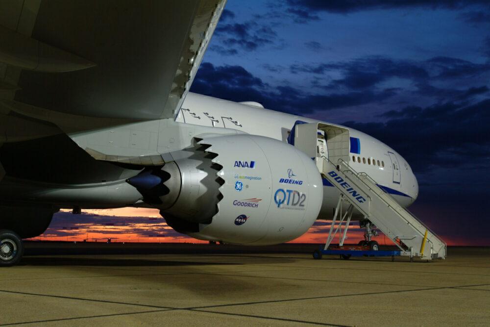 Boeing QTD