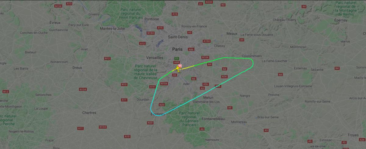 flight radar 24 air europa flight fUX-1026light