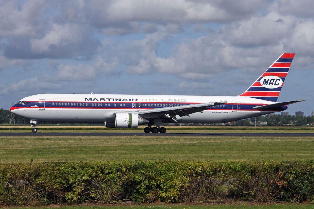 Boeing 767-300 (Martinair)
