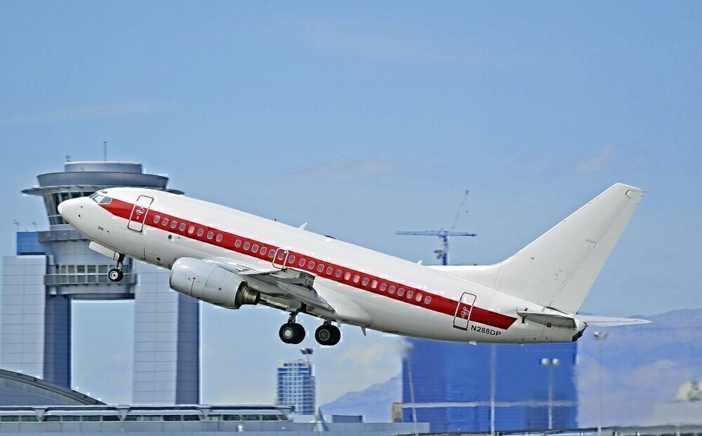 N288DP, Janet Airlines