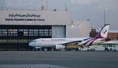 Meraj Air A320