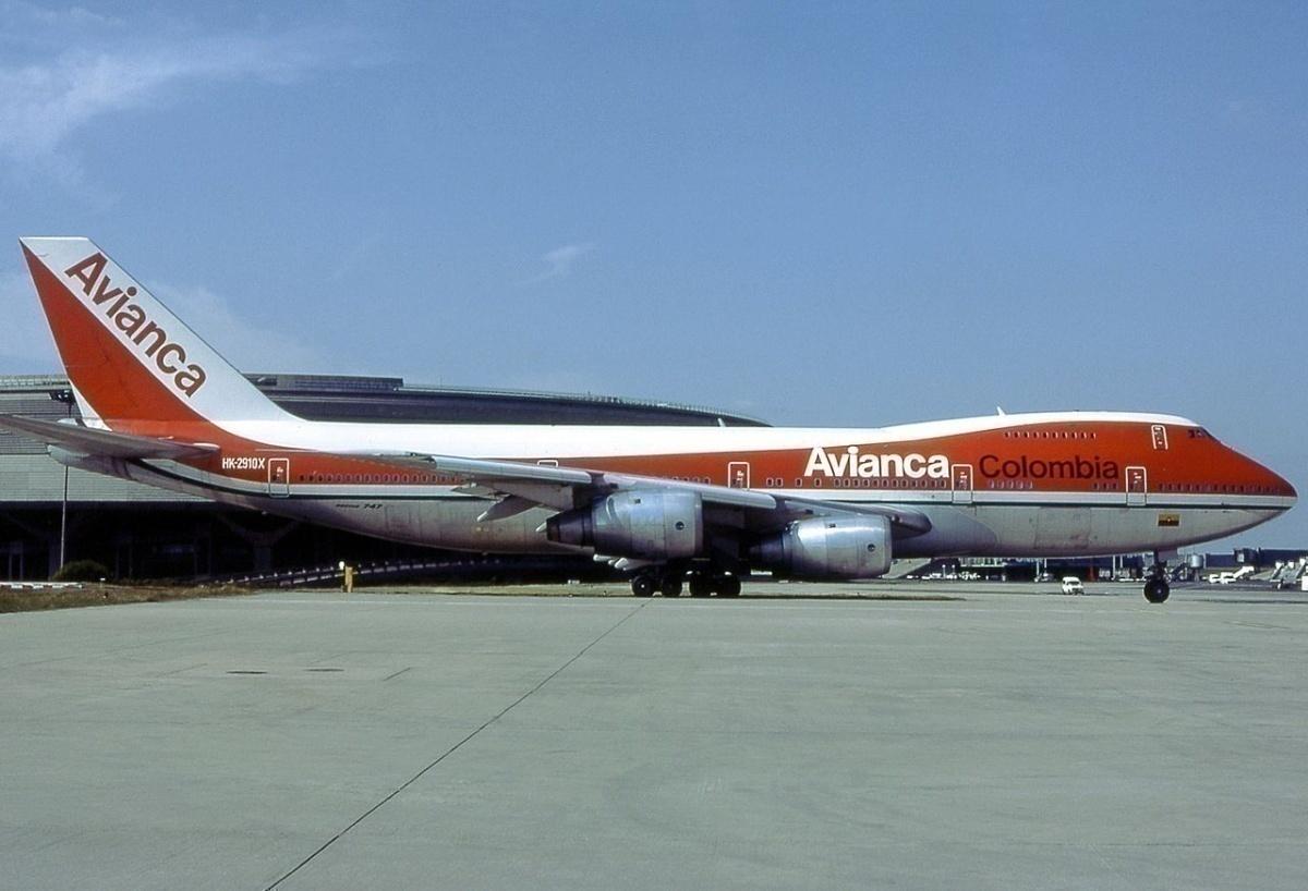 Avianca 747