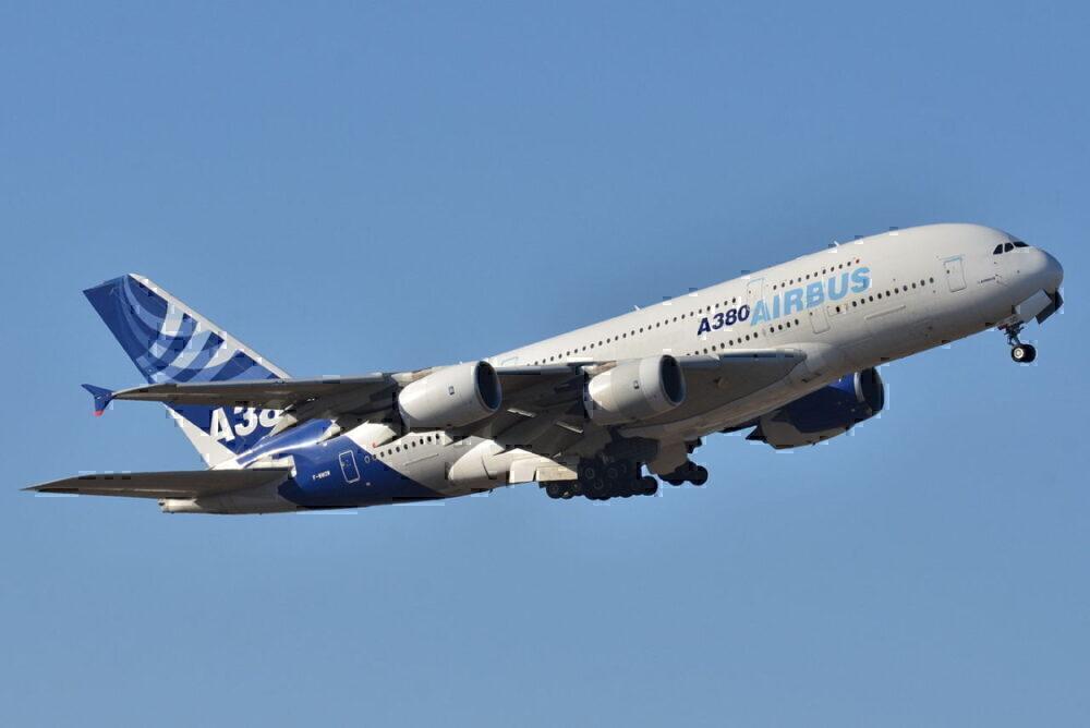 Airbus A380 MSN 1