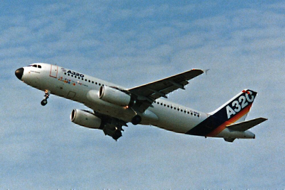 first A320 msn1