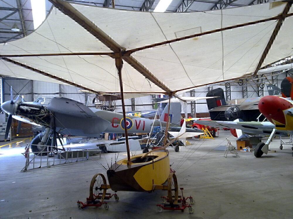 George Cayley glider