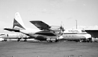 Lockheed L-100 N9268R