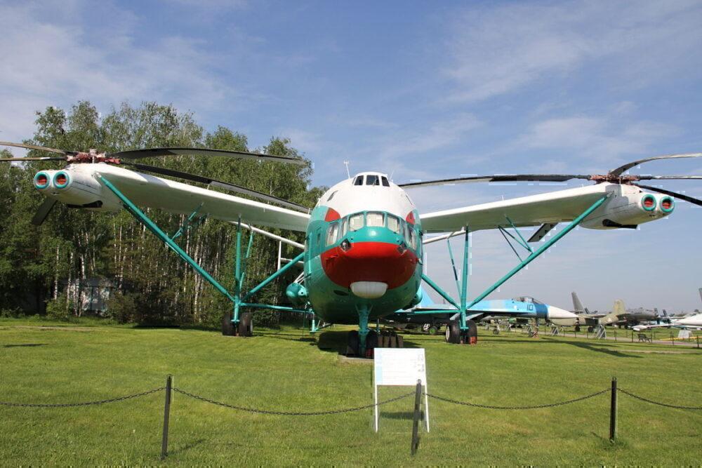 Mil V-12 Prototype