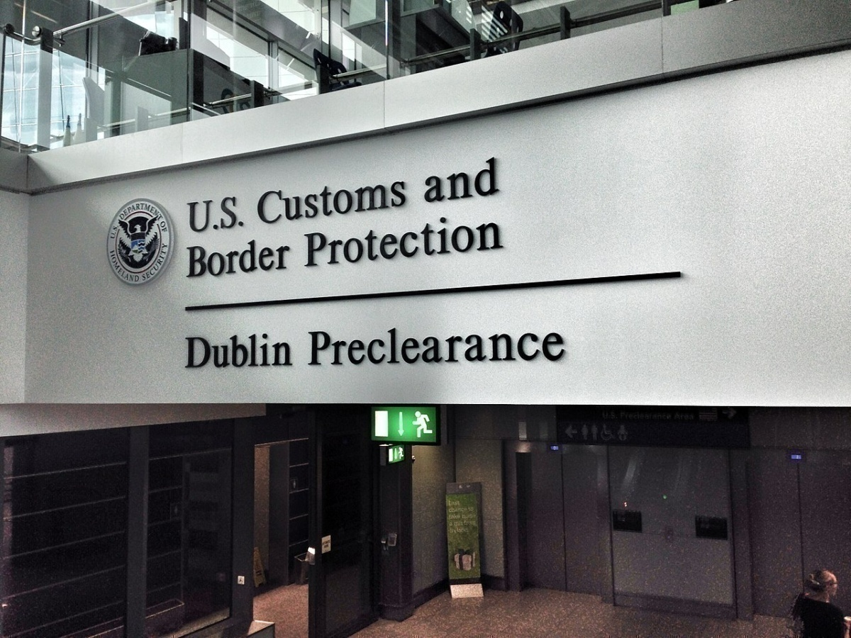 US immigration Dublin