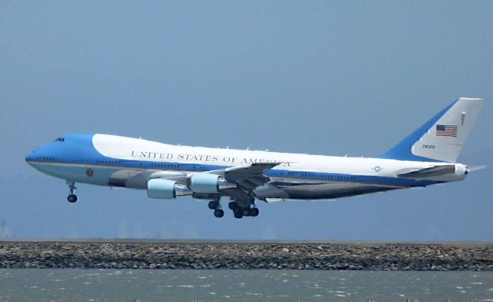 Exosonic-supersonic-air-force-one