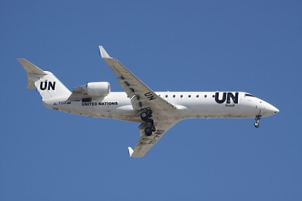 Why does the UN own planes
