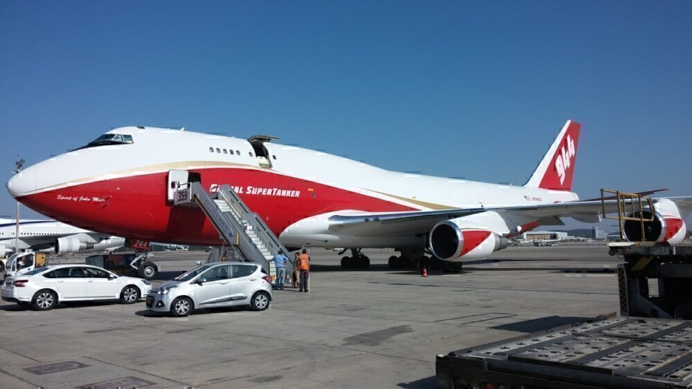 global supertanker firefighter