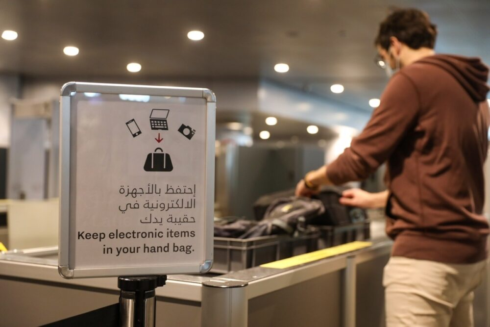 Hamad International Airport Safety Measures