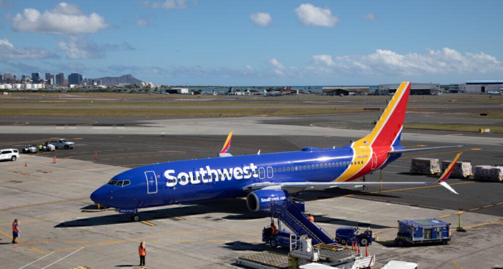 737-800 Hawaii