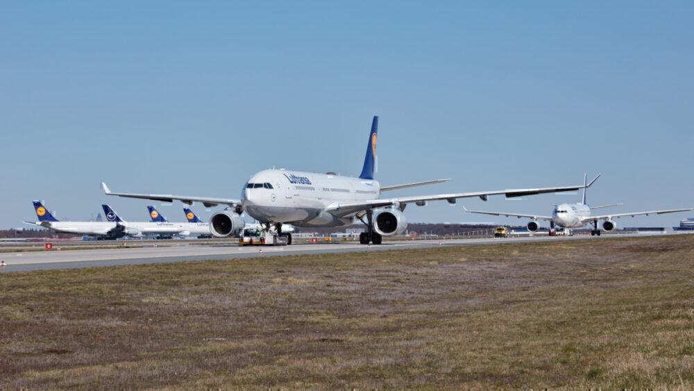 A330-300 Lufthansa