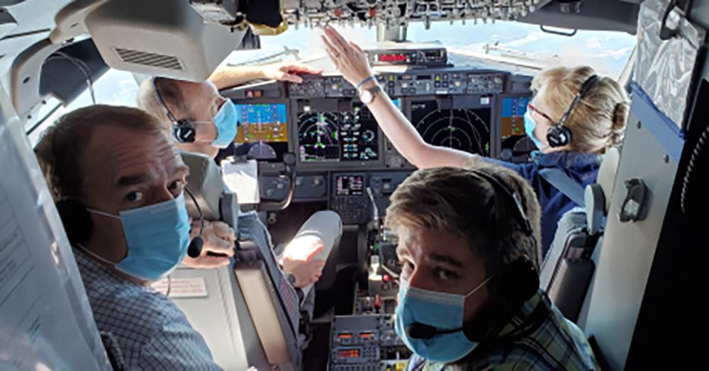 Boeing 737 MAX, EASA, Test Flight