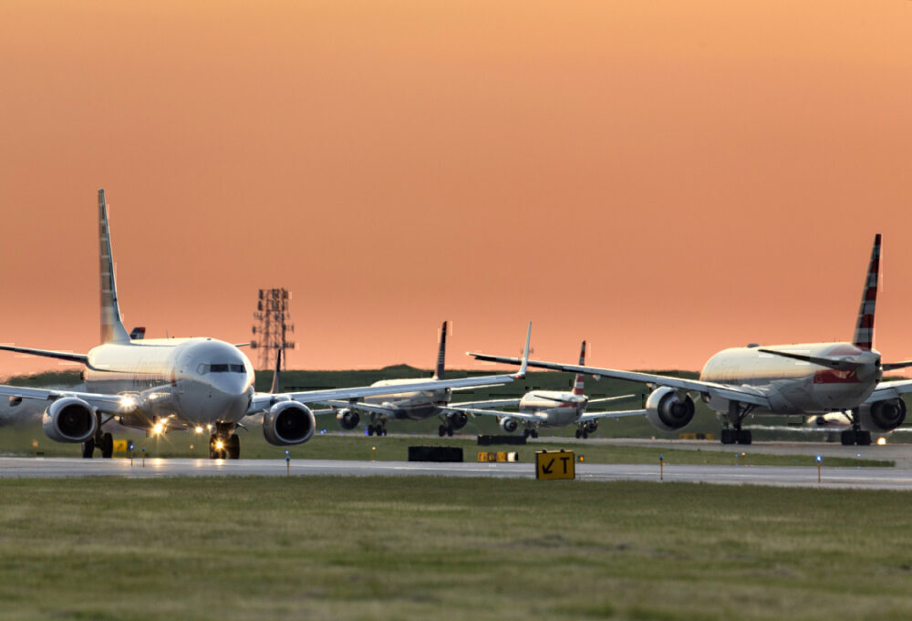 Airline-CARES-Funding Running-Out
